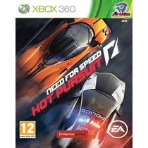Jogo Xbox 360 - Need For Speed Hot Pursuit - Usado