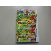 Nintendo 3ds - Mario Open Tennis Original Americano