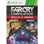 Far Cry Compilation 3 Jogos Farcry2 E 3 +blood Dragon Xbox