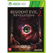 Resident Evil Revelations 2 Xbox 360 Legendado Em Português