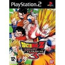 Dragon Ball Z Budokai Tenkaichi 3 Ps2 Patch - Frete Grátis