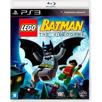 Lego Batman The Videogame - Playstation 3 - S. G.