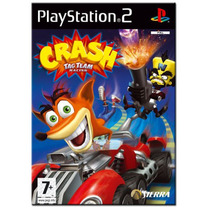 Crash Tag Team Racing. ! Jogos Ps2