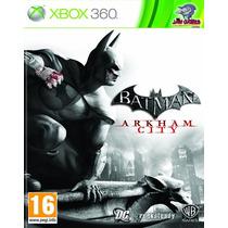 Jogo Xbox 360 - Batman Arkham City - Usado