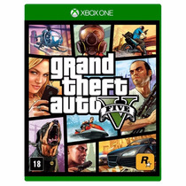 Grand Theft Auto 5 Gtav Português Xbox One Digital Original