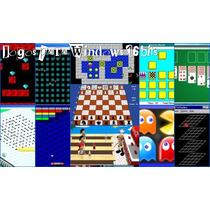Jogos Antigos Para Windows - Coletânea