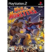 War Of The Monsters Ps2 Patch - Compre 1 E Leve 2