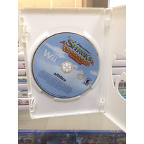 Shrek Carnival Party Games Míni Games Nintendo Wii Wii U
