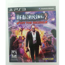 Dead Rising 2 Ps3 - Ótimo Estado.