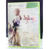 Jogo Final Fantasy Xii-2 Xbox 360, Original, Novo, Lacrado