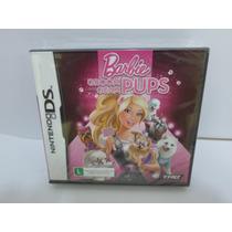 Jogo Baarbie Pups Nintendo Ds