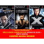 X-men Origins Wolverine Playstation 2 (kit 3 Jogos Ps2