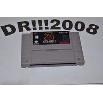 Mortal Kombat 3 P/ Super Nintendo!!!