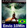 Dragon Age Inquisition - Ps3 Código Psn