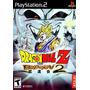 Dragon Ball Z Budokai 2 Ps2 Patch Com Capa E Impressão