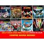 Jogo Lego E Marvel Para Playstation 2 (kit 7 Jogos Ps2