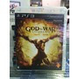 God Of War Ascension Playstation 3, Original, Português