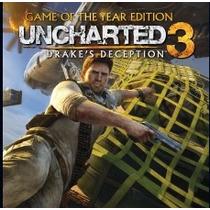 Uncharted 3/ Drake