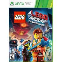 Lego Movie Xbox 360 - Jogo Infantil Legendas Português