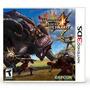 Jogo Monster Hunter 4 Ultimate - Nintendo 3ds - Lacrado