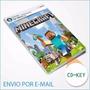 Minecraft Pc - Jogo Original - Frete Gratis!!!! Promoção