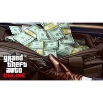 Gta V Online Dinheiro Level Habilidades Ps3 Ps4 Xbox One