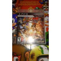 Street Fighter Vs Tekken Para Ps3