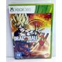 Dragon Ball Xenoverse Xbox 360 Novo Mídia Física Rcr Games