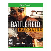 Battlefield Hardline Xbox One Português Novo Original