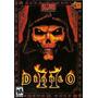 Jogo Pc Diablo 2 - Pc Cd-rom Instalação - Jogo Rpg - Novo