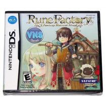 Rune Factory A Fantasy Harvest Moon - Americano - Lacrado