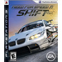 Need For Speed Shift -jogo Blue Ray Ps3 - Playstation 3