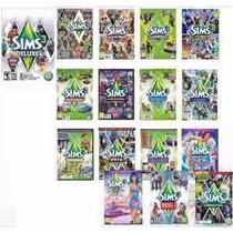 He Sims 3 - Hyper Bygg Pacotão + De 20 Expansões P/ Pc
