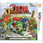 The Legend Of Zelda Tri-force Heroes 3ds
