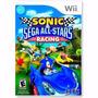 Sonic & Sega All Stars Racing - Midia Fisica - Nintendo Wii