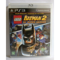 Lego Batman 2 Jogo Infantil Ps3 - Novo Lacrado