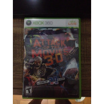 Jogo Attack Of The Movies Xbox360 3d