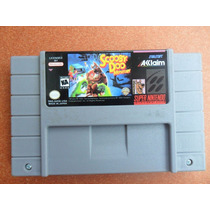 Scooby-doo ! Mystery - Super Nintendo - S-nes - (raro)