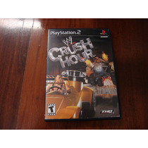 Wwe Crush Hour Completo Para Playstation 2