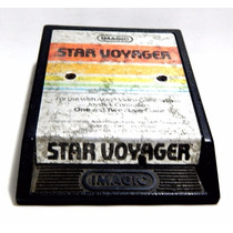 Star Voyager Original Coleco 2600 Supergame Dactar Cce