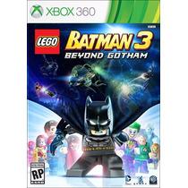 Lego Batman 3 Xbox 360 Lacrado
