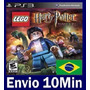 Lego Harry Potter Years 5-7 Ps3 Código Psn