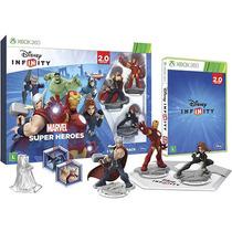 Disney Infinity 2.0 Marvel Super Heroes Starter Pack Xbox360