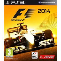 F1 2014 Totalmente Em Português Ps3 Psn