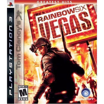 Tom Clancy´s Rainbow Six Vegas 2 - Ps3