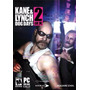 Pc Game Kane E Lynch 2 - Dog Days - Original Lacrado