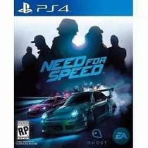 Need For Speed Ps4 Conta Psn