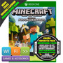 Minecraft Favorite Packs Xbox One Em Português Mídia Física