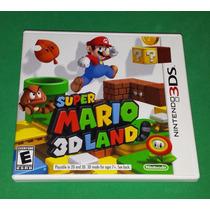 Super Mario 3d Land Nintendo 3ds New 3ds 2ds Roda Americano