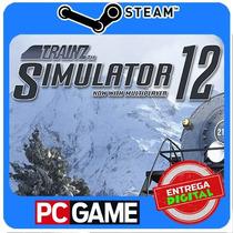 Trainz Simulator 12 Pc Steam Cd-key Global Envio Imediato